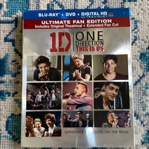 """One direction: """"This is Us"""" movie"""